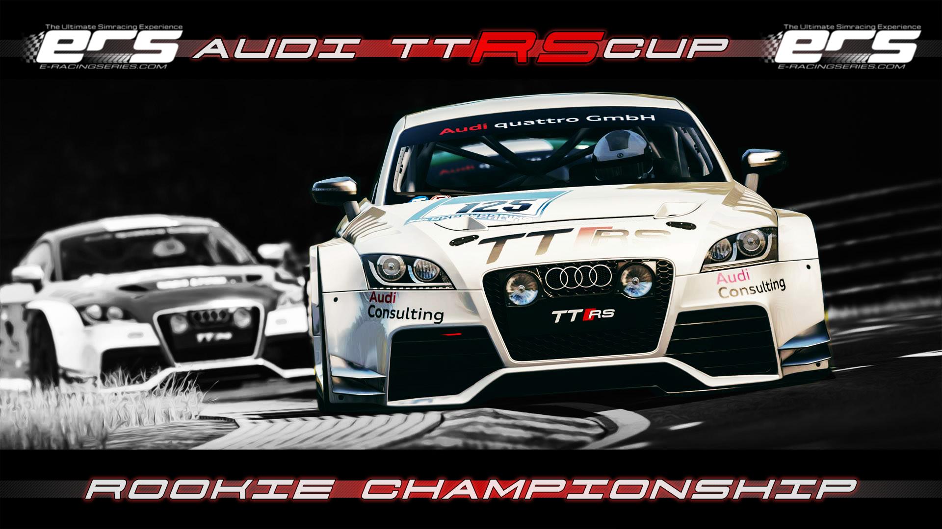 Audi TT RS CUP – Rookie Championship
