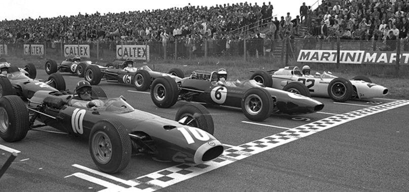 F1 Evolution 2017