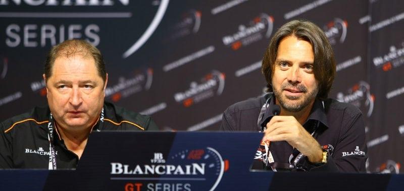 Driver's Side – Blancpain GT & F. Tatuus, Catalunya
