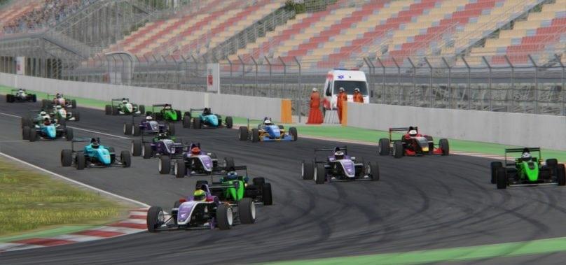 Formula Abarth, Volpe è il 1° campione di e-RS!