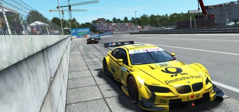 DTM 2018 by D2D Simulation