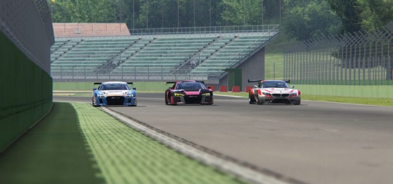 Italian GT esport Series 2018: ROUND 1 IMOLA