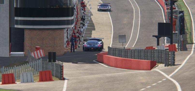 European GT esport Series 2018: ROUND 3 BRANDS HATCH