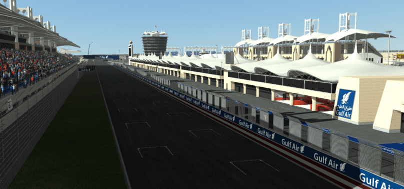 Formula Pro 2018: ROUND 2 SAKHIR
