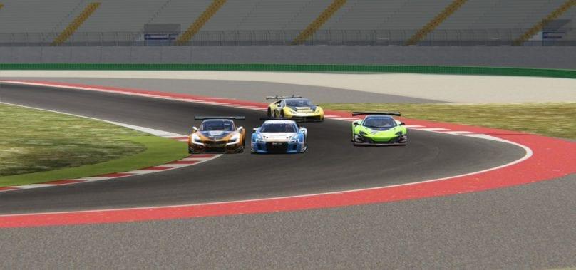 Italian GT esport Series 2018: ROUND 3 MISANO