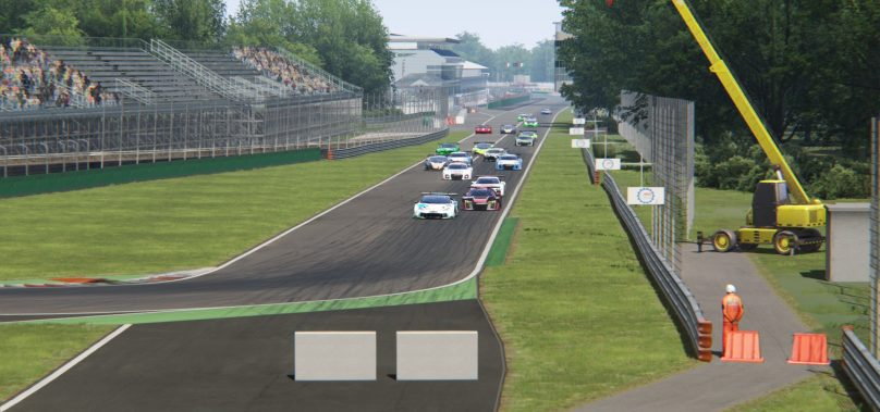 Italian GT esport Series 2018: ROUND 6 MONZA