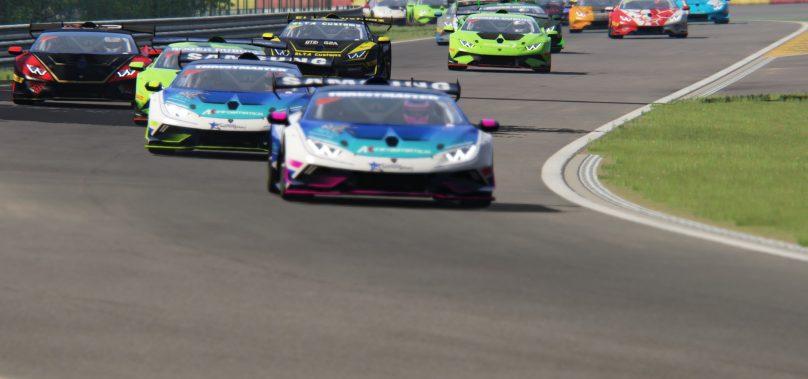 Lamborghini ST-EVO Round 4: Fuoco rovente!