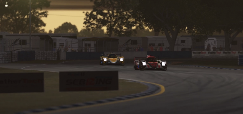 eSport Endurance Series – Season Finale Entries