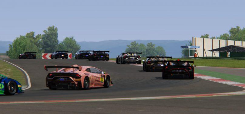 Lamborghini ST-EVO Round 6: Da Vallelunga con furore…