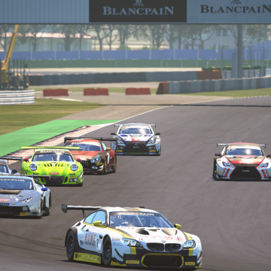 Blancpain GT-Challenge, in 7 per 2 titoli!
