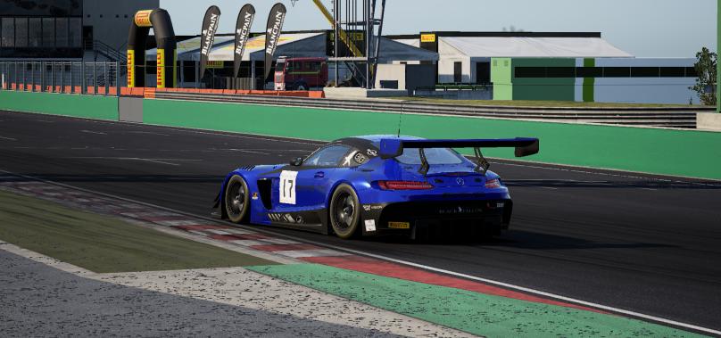 GT Challenge Silver – A Pagoto gara e campionato