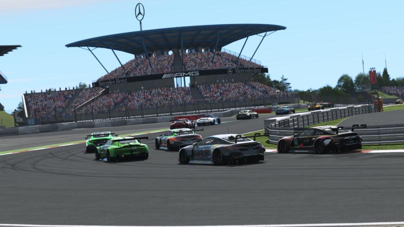 EES: 4h del Nurburgring